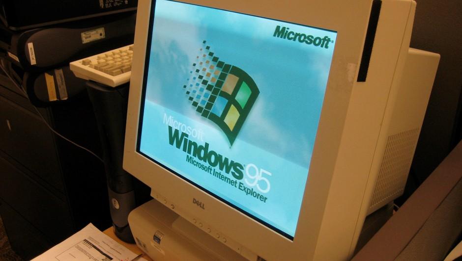 Cerca de 75% dos computadores do Pentágono rodam com Windows 95 (Foto: Creative Commons)