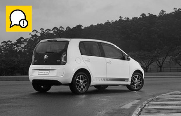 Reclame Aqui: Volkswagen up! TSI (Foto: Autoesporte)