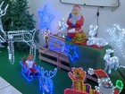 Lojas antecipam decoração de Natal para atrair clientes em Palmas