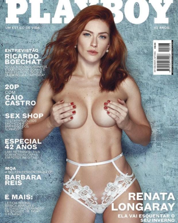 Renata Longaray  (Foto: Reprodução)