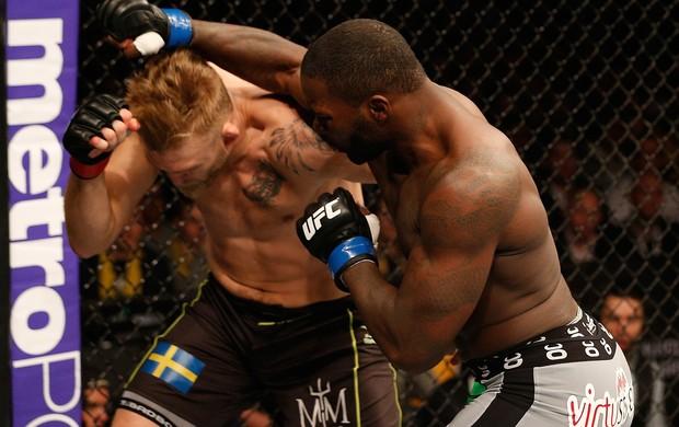 Gustafsson vs Johnson 2 (Foto: Josh Hedges / Getty Images)