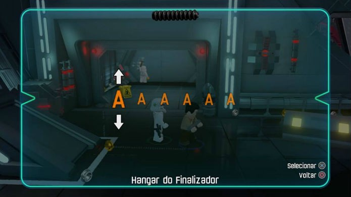 LEGO Star Wars O Despertar da Força: insira qualquer um dos códigos acima neste campo (Foto: Reprodução/Thomas Schulze)