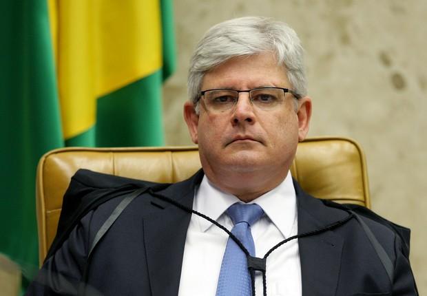 Dilma reconduz Janot ao comando da Procuradoria-Geral da República