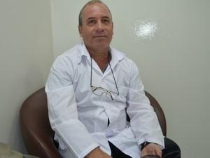 O cubano Ricardo Rodrigues ingressou no 'Mais Médico' em 2013 (Foto: Valéria Oliveira/ G1)