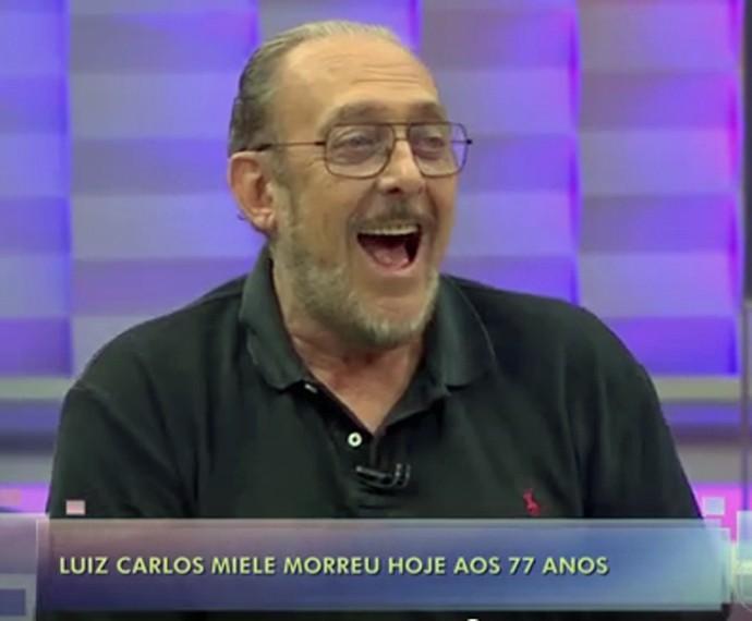 Miele (Foto: TV Globo)