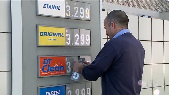 Juiz suspende aumento de imposto sobre combustíveis