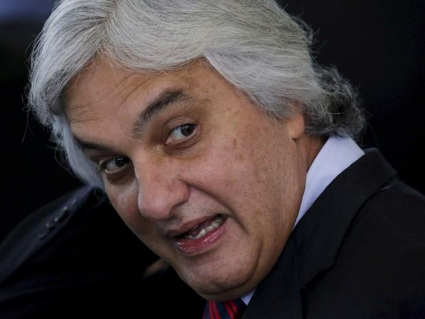 17/09/2015 - Senador Delcídio do Amaral (PT-MS)  (Foto: Ueslei Marcelino/Reuters/Arquivo)