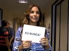 Ivete Sangalo responde a cinco perguntas inusitadas; confira!