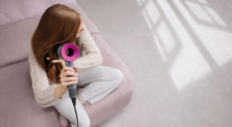 Novo secador de cabelo é silencioso e não estraga o cabelo (Foto: Divulgação)