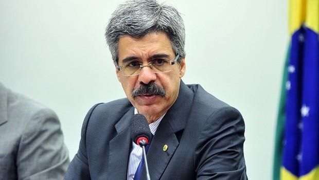 Luiz Sérgio (PT-RJ) (Foto: Alex Ferreira/ Câmara dos Deputados)