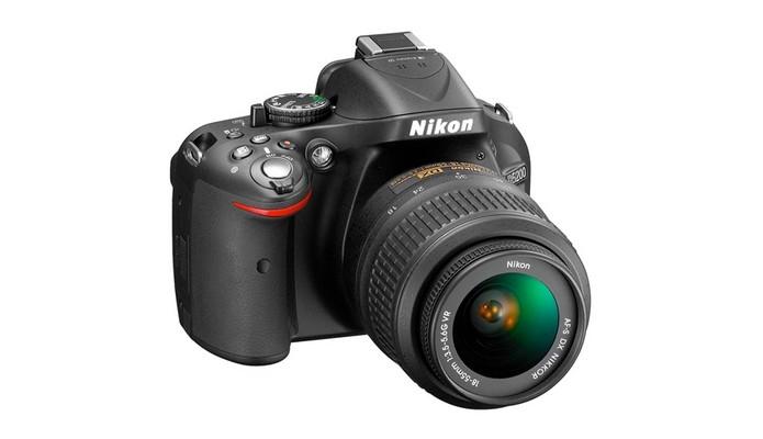 Nikon D5200 (Foto: Divulgação/Nikon)