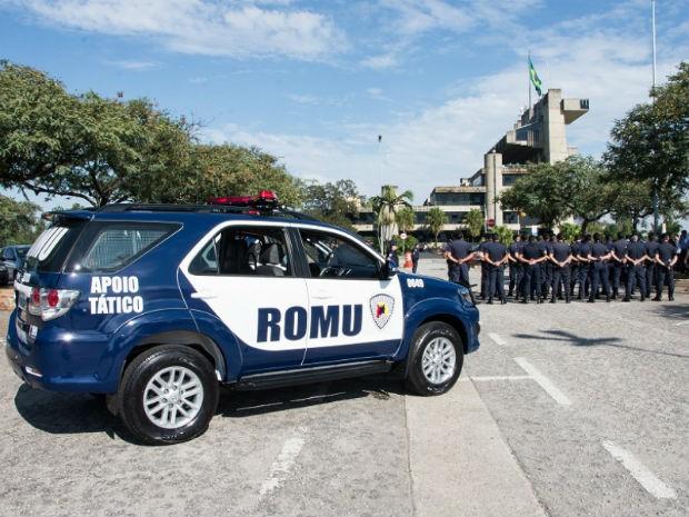 Veículos novos serão utilizados pela ROMU (Foto: Alexandre Lombardi)
