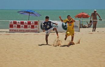 Oito equipes disputam o Paraibano de Futebol de Areia a partir de sábado