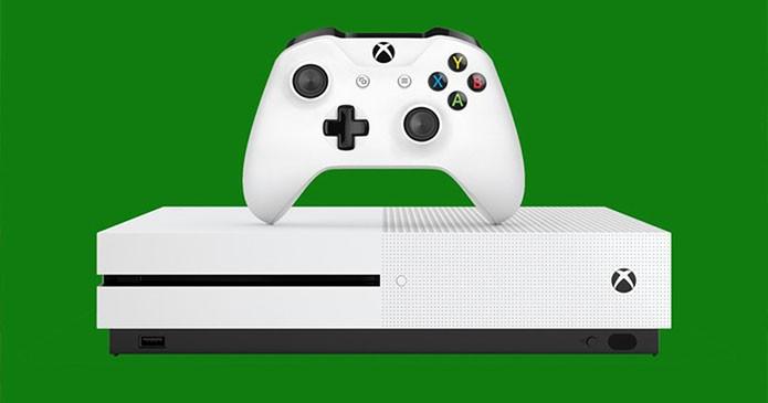Versão slim do Xbox One é novidade (Foto: Divulgação/Microsoft)