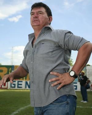 Fran Costa deixa o São Francisco. Arapixuna assume o Leão (Foto: Marcelo Seabra/O Liberal)