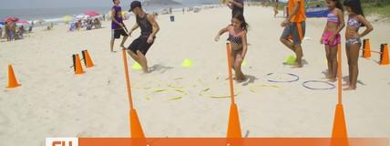 Programa Eu Atleta Verão fala sobre crianças e adolescentes; assista!
