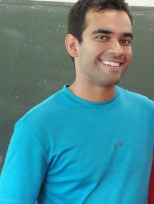 Sandro melo (Foto: Arquivo pessoal)
