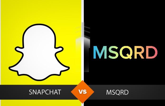 Snapchat e MSQRD possuem filtros animados e troca de rostos de usuários  (Foto: Arte/TechTudo)