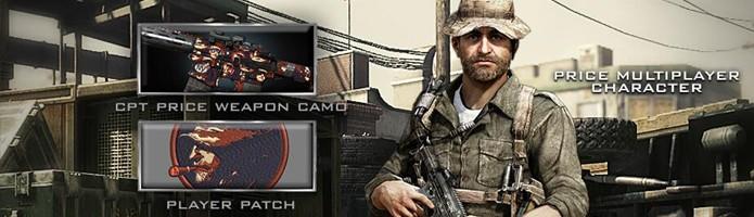 Icônico personagem Captain Price ganhou DLC próprio em Call of Duty: Ghosts (Foto: Reprodução / Rafael Monteiro)