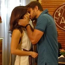 Relembre os melhores beijos da novela e perca o fôlego (Maria Clara Lima/ Gshow)