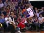 Novidade? Nate Robinson já fez drible por baixo das pernas de rival na NBA