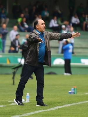 Marcelo Oliveira, Coritiba, contra o Botafogo