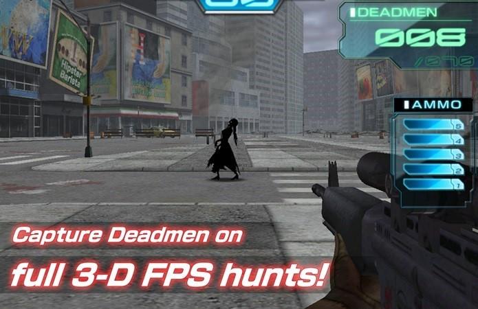 Jogo de tiro e cardgame se unem neste jogo da Square-Enix (Foto: Divulgação)