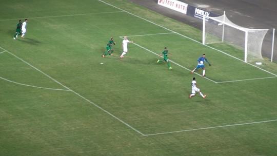 Em jogo ruim, Espírito Santo e Boavista empatam pela Série D do Brasileirão 2017