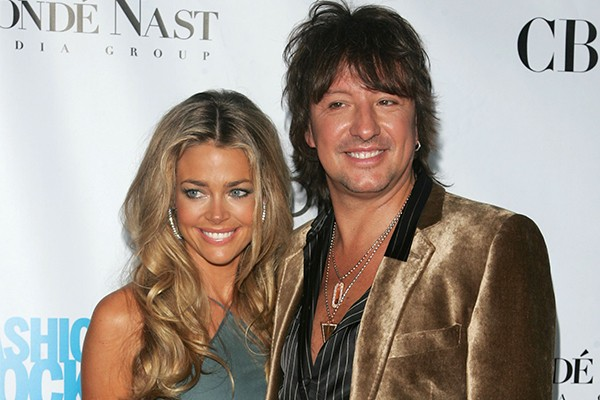 Denise Richards e Richie Sambora (Foto: Getty Images)