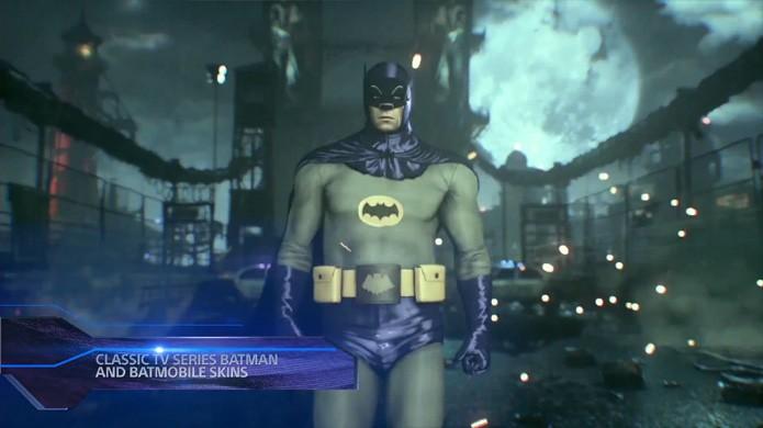 Batman da série de TV dos anos 60 em breve receberá companhia de Robin e Mulher-Gato (Foto: Reprodução/Arkhamverse)
