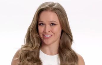 """Curtinhas: Ronda estrela campanha de beleza e avisa: """"Ser forte é lindo"""""""