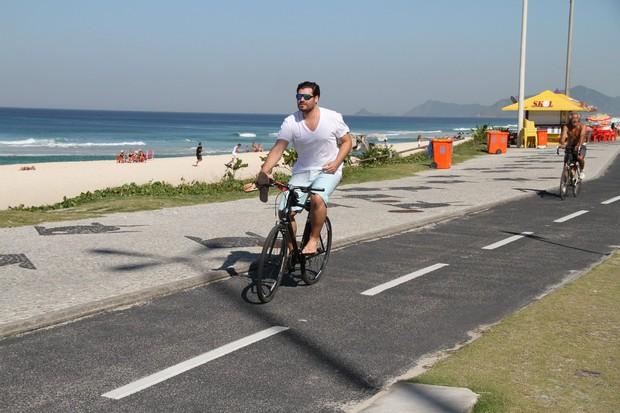 Thiago Lacerda (Foto: Wallace Barbosa/ Ag. News)