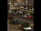 Criminosos quebram vidros e roubam 2 agências bancárias na Serra do RS