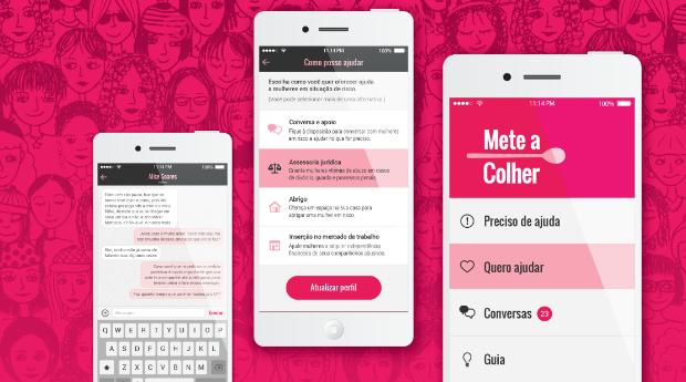 Mete a Colher: app fará automaticamente o trabalho feito na página do Facebook (Foto: Divulgação)