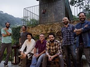 Tribo de Gonzaga em Petrópolis lança CD A Ciranda Vai Rodar (Foto: Mariana Kreischer)