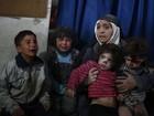 ONU alerta para agravamento da catástrofe humanitária na Síria