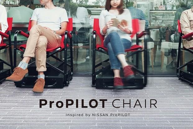 Cadeira Nissan Pro Pilot (Foto: Divulgação)