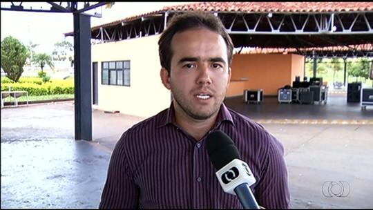 Prefeito de São Simão é preso em ação da PF contra desvio de verbas