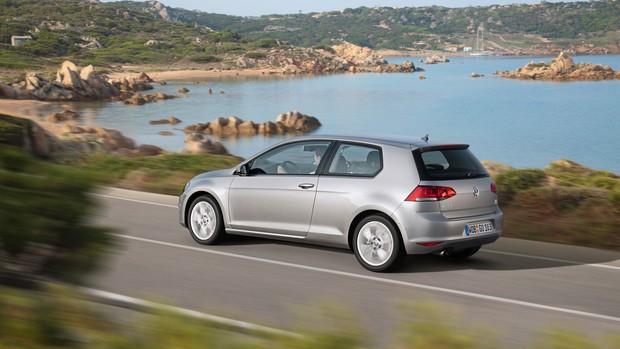 Veja imagens da 7ª geração do Volkswagen Golf
