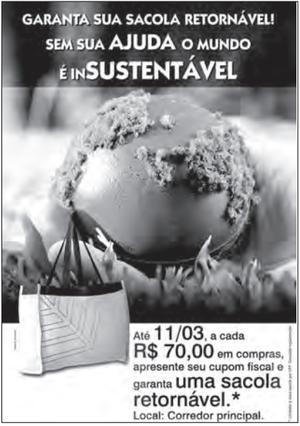 Disponível em: www.portaldapropaganda.com.br. Acesso em: 1 mar. 2012. (Foto: Reprodução/Enem)