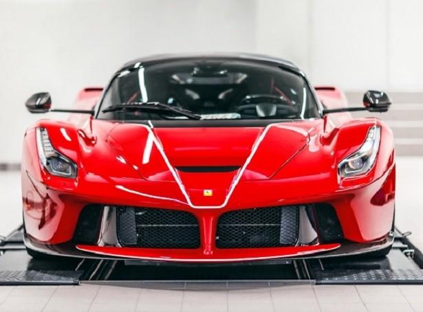 Ferrari (Foto: Divulgação Ferrari Oficial)