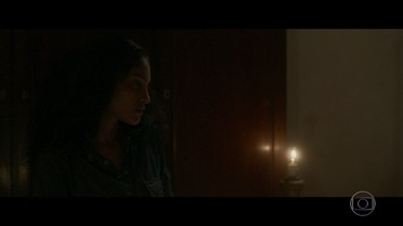 Cátia explica como será a fuga de Gustavo