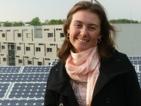 Paula Scheidt fala sobre o consumo de placas fotovoltaicas (Foto: Divulgação)