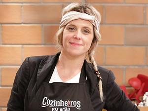 'Cozinheiros em Ao' - Carol Quartim - Participante (Foto: Tricia Vieira)