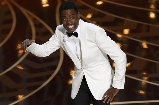 Chris Rock apresentou a cerimônia do Oscar desse ano (Foto: Mario Anzuoni / REUTERS)
