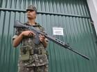 Provas do Enem são protegidas por soldados do Exército no ES