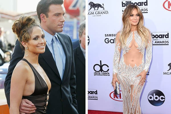 Jennifer Lopez e Ben Affleck (Foto: Getty Images)