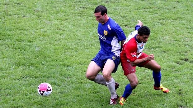 Nacional e Fast, Campeonato Amazonense (Foto: Anderson Silva/GLOBOESPORTE.COM)