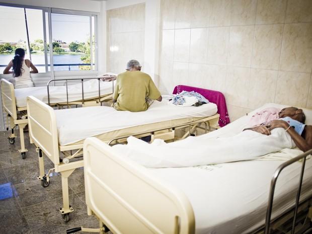 ICC mantém a Casa Vida, de apoio a pacientes com câncer vindos do interior (Foto: Divulgação/Marcos Adegas)