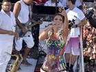 Ivete Sangalo: carnaval com looks arrasadores, blocos esgotados e virose
